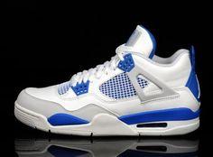 Nike Air Jordan 2012 : sortie des IV Military Blue en juin