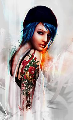 Chloe Price _Life is Strange by Kunoichi1111.deviantart.com on @DeviantArt - More at https://pinterest.com/supergirlsart/ #chloeprice #lis #lifeisstrange #fanart