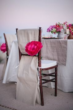 Love the floral details in this Cabo wedding: http://www.stylemepretty.com/little-black-book-blog/2014/05/23/colorful-cabo-wedding/ | Photography: InTandem - http://abicyclefortwo.com/