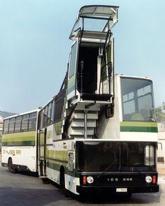 Az Ikarus óriási rajongótábora van világszerte, ami nem is csoda Hot Rod Trucks, Big Trucks, Onibus Marcopolo, Retro Bus, Luxury Bus, New Bus, Bus Coach, London Bus, London Transport