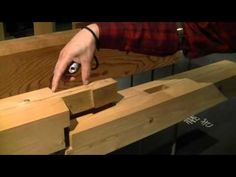 Clever 3-way joint (Kawai Tsugite) explained - YouTube
