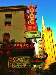 Chinatown Restaurant.