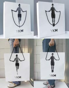Unexpectedly Funny Shopping Bags - ODDEE