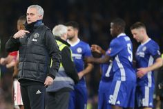 Mourinho expects Chelsea to be defensive against United on Sunday