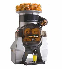 Odštavovač citrusov, .. automat Zumoval - FAST TOP