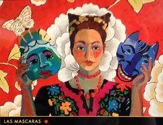 Kathy Sosa La Mascaras
