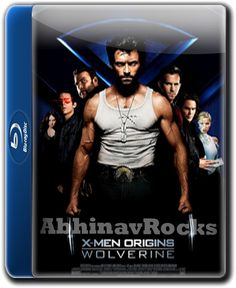 X-Men 4 Origins Wolverine (2009) BRRip 720p x264 [Dual Audio] [Hindi+English]   711 MB » WwW.World4fire.CoM - Full Free Download Everything