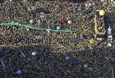 PM divulga estimativa de público na AV.Paulista , 275 mil pessoas - http://po.st/PmEqK3  #Destaques, #Política - #Impeachment, #Manifestação, #NúmeroDePessoas, #SãoPaulo