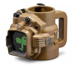 'Fallout' Pip Boy Mug Holds Six Cups Of Non-Irradiated Beverages