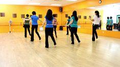 Blue Moon of Kentucky - Line Dance (Dance & Teach in English & 中文)