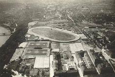 Praha, Letna z 1930. Jeste bez technickeho muzea.