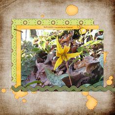 Made by my wonderful MoonPie Kelin, with my Spring Fling Kit