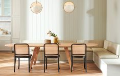 Dining Room Table Centerpieces, Dining Area, Dining Bench, Dining Rooms, Interior Architecture, Interior Design, The Design Files, Park Homes, Mid Century House