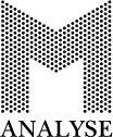 Manifest Analyse. Oversikt over masteroppgaveideer