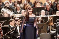 María José Montiel; Mahler's Symphony N. 3 with La VERDI in Milan - 2015 Mezzo Soprano, Maria Jose, Milan, Game Of Thrones Characters