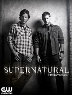 Supernatural Sam & Dean
