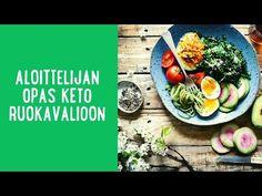 Ketogeeninen ruokavalio, mikä se on ja mitä se sisältää? Tässä blogissa avaamme dieetin perusperiaatteet, sekä viikon ruokalistan ja vinkit kauppareissulle.