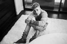 Justin Bieber New Photoshoot Pics Released!