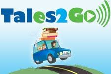 Listening to books on the iPad with the Tales 2 Go app. Over 1K titles!
