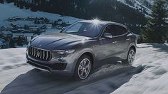 the beauty of Formula 1 in pictures — i-wish-i-was-a-fiat: Maserati Levante