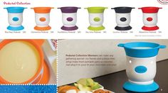 The Pedestal Collection; each fondue warmer comes with 4 matching fondue forks.