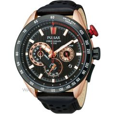 Men's Pulsar Chronograph Watch (PU2066X1) - WATCH SHOP.com™