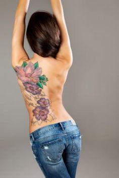 Replay: Feminine Tattoo Photo Gallery
