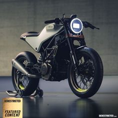 HUSQVARNA VITPILEN « Featured « DERESTRICTED