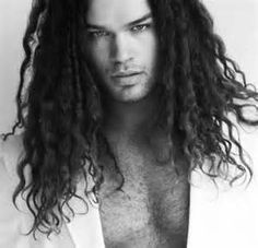 Groovy Men With Long Hair Long Hair And Black Men On Pinterest Hairstyle Inspiration Daily Dogsangcom