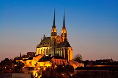 Brno Cathedral