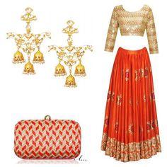 fabulous vancouver wedding OOTN! #arpaandressedme #indianstyle #bollywoodfashion #bollywoodstyle #indianbride #accessories #indianwedding #punjabi #selfie #lehenga #beauty #bollywood #india #dubai #mumbai #delhi #sari #punjabibride #bollywoodbride #anarkali #ootd #ootn #fashionista #fashiondiaries #indianjewelry #sharara #orange #clutch by @arpaandressedme  #vancouverindianwedding #vancouverwedding #vancouverwedding