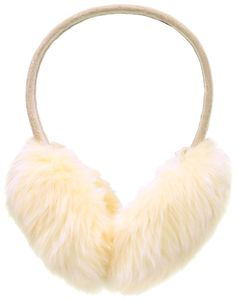 d6b3ed0eb34 Simplicity Furry Ear Warmers Women Men Colorful Faux-Fur Winter Earmuffs