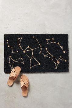 Constellations Doormat - anthropologie.com