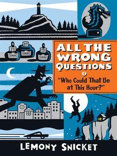 A Series of Unfortunate Questions for Daniel Handler, #LemonySnicket, books for children