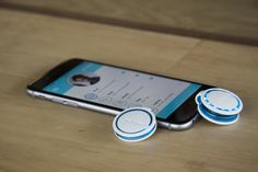 Trakkies - Prevent Yourself From Losing Your Things http://en.belzino.com/d02d2 #trakkies_ #tech #design #wearable