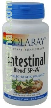 intestinal yeast infection, intestinal inflammation hot flashes