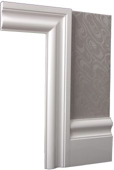 Modern Architectural and Decorative Mouldings, Modern Wall Skirting Boards, Modern Architraves Architecture Details, Modern Architecture, Door Moulding, Interior Door Trim, Door Casing, Skirting Boards, Architrave, Decorative Mouldings, Door Trims