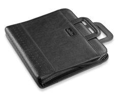 Nitro Zip-Around Drop-Handle Folder