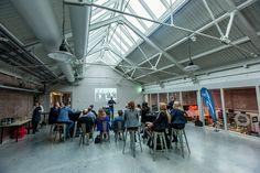 De Hallen Amsterdam | Hero Business Solutions Netwerkevent | 25p #event #dagvoorzitter #presentator #locations #stages #chairman #congres #zalen #venues #theaters #podia