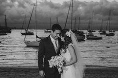 Lindo casar na praia.
