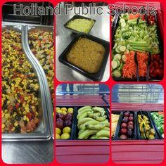 Holland High Lunch