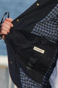 the beverly yacht club images of america | The New Burgess Blazer by F.L. Woods