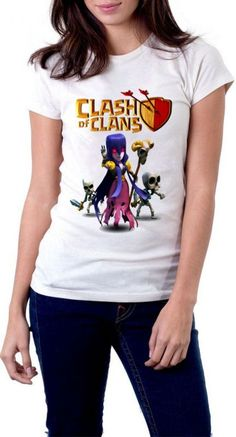 Clash of Clans ReadMe Shirt Witch - biddi