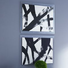 Abstract Wall Art – Impressionism