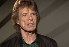 "Mick Jagger talks about ""Exhibitionism"""