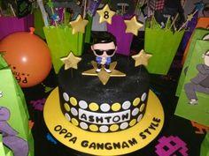 Gangnam style Cakes