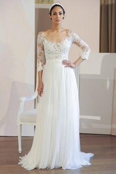 Anne Barge Spring 2018 Bridal Fashion Show - The Impression