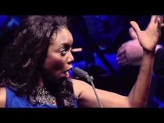 """Heather Headley Live Singing """"Somewhere Over The Rainbow"""" Andrea Bocelli Tour 2011"""