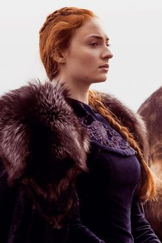 Sansa Stark in Battle of the Bastards ©