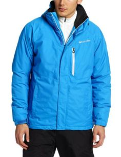 Columbia Men's Cubist III Jacket, Dark Compass, X-Large  for more details visit :http://sports.megaluxmart.com/